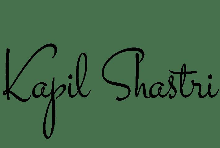 Kapil Shastri
